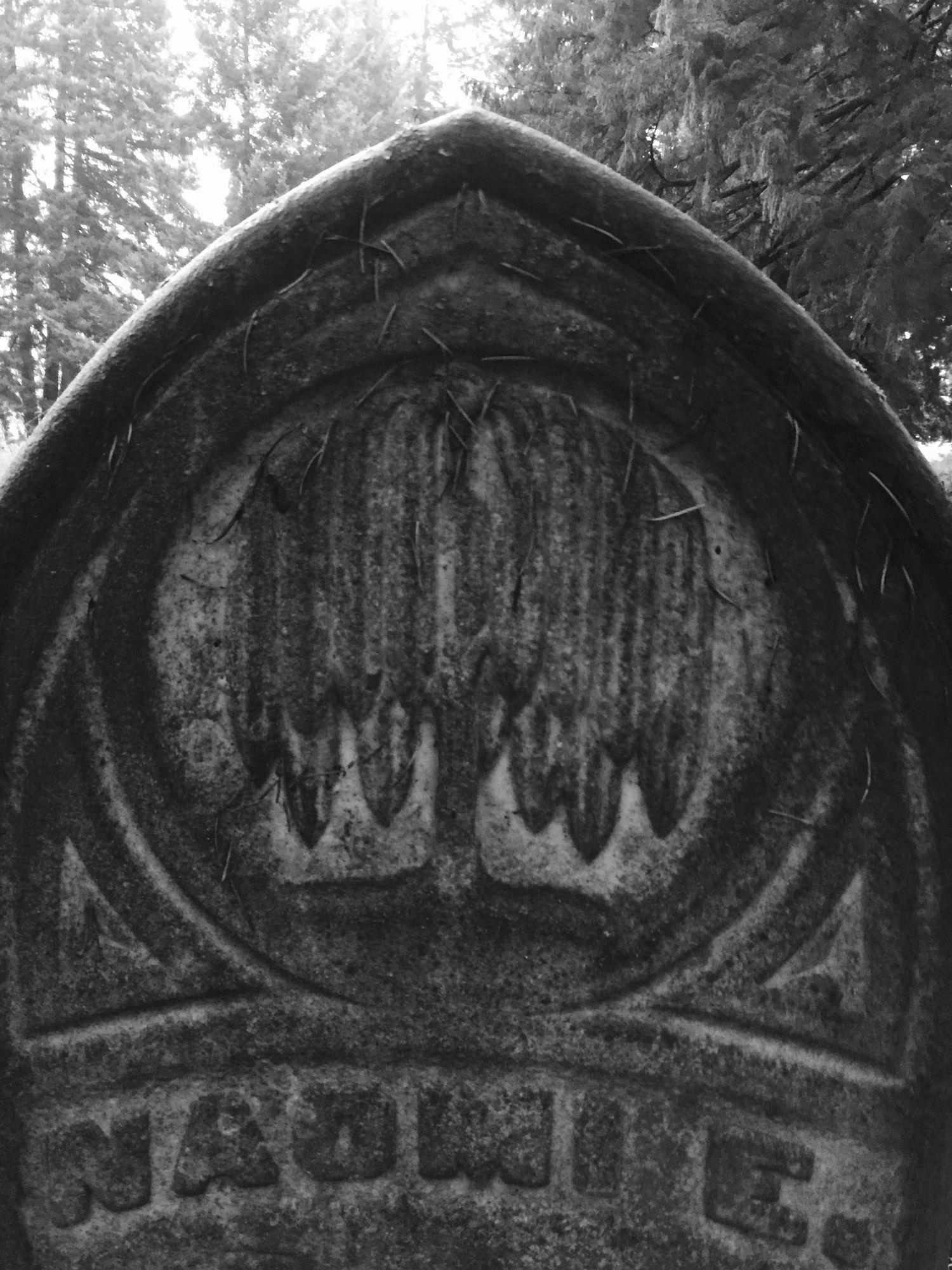 Hunsaker Cemetery Turner Oregon