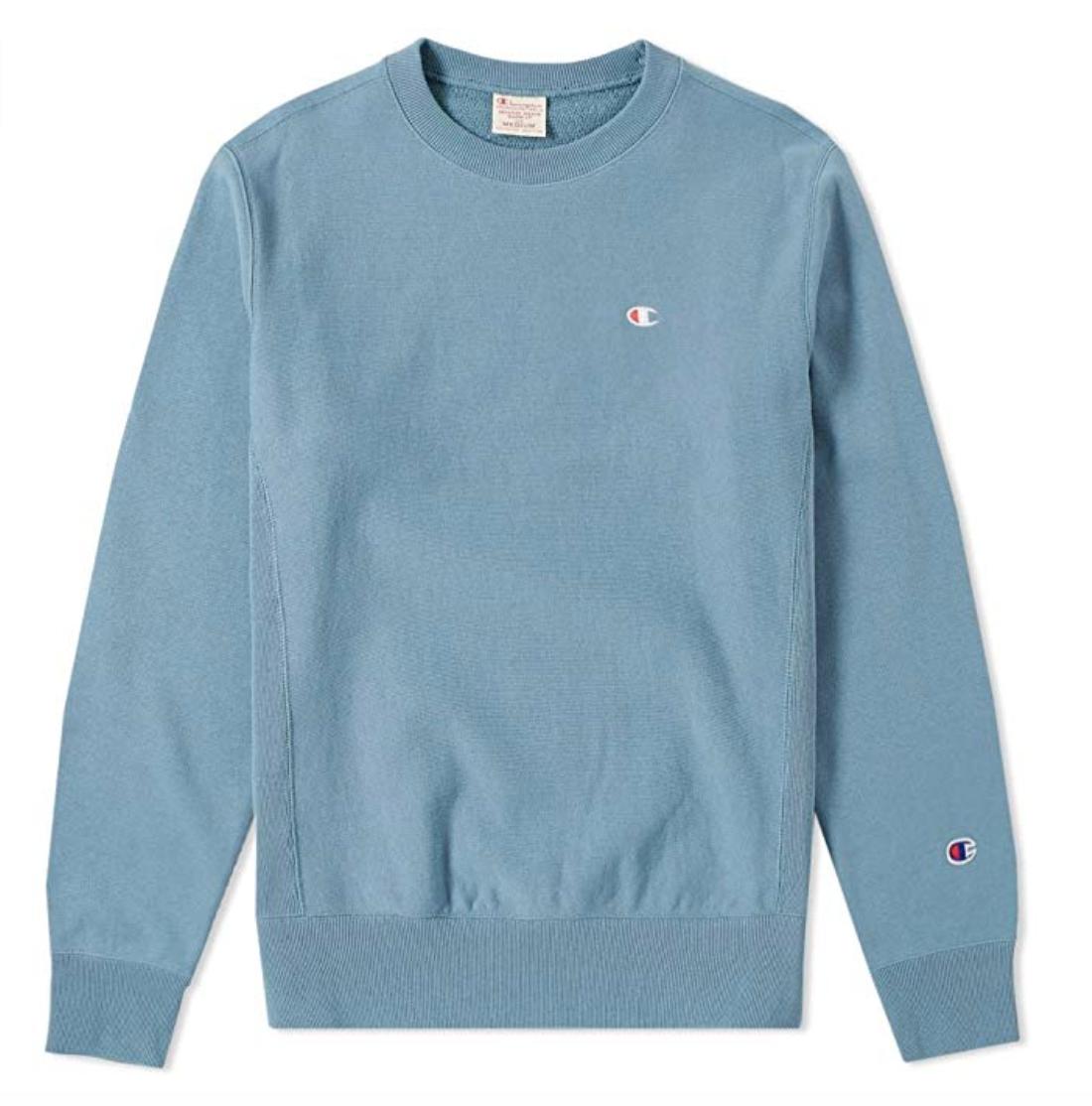 For Sale Champion Reverse Weave Men S Crewneck Sweatshirt Sweatshirts Mens Crewneck Sweatshirt Champion Reverse Weave [ 1114 x 1100 Pixel ]