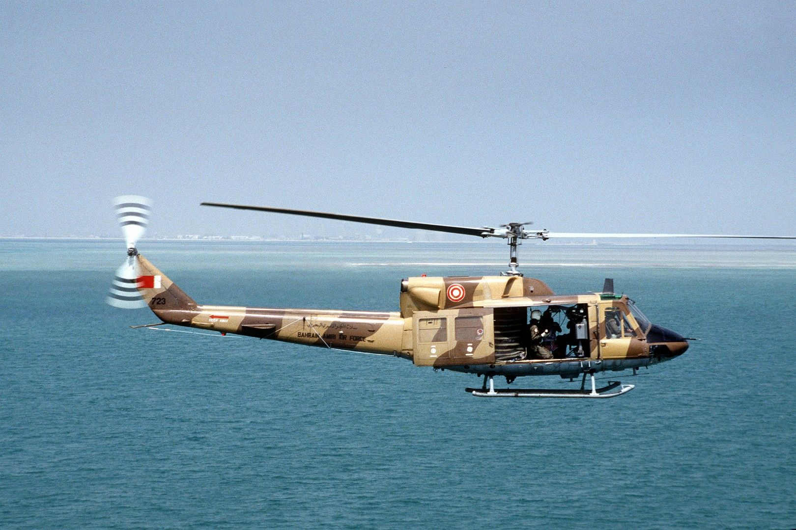 Обои AB-212, Agusta-Bell, транспортный вертолёт. Авиация foto 9