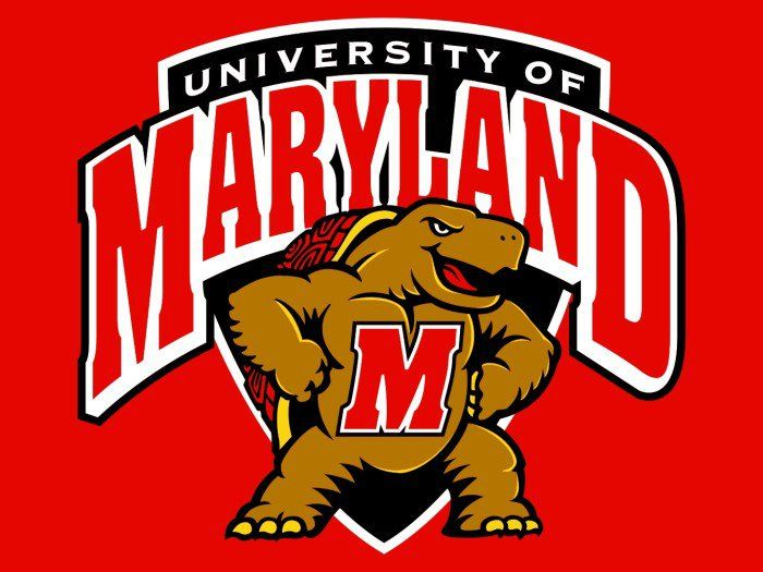 colledge mascots Mascot Monday University of Maryland Terrapins - best of letter of good standing maryland