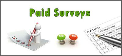 Spencer Rayner: Paid Surveys at home and let you opinions earn you a paycheck