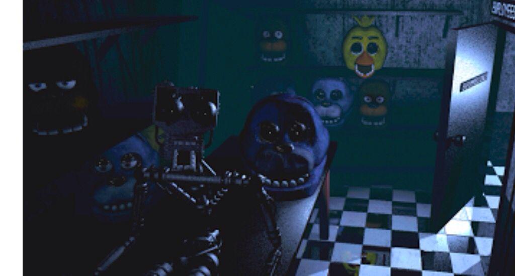 Rare Screen Shots From Fnaf1 Five Nights At Freddy S Fnaf Five Night