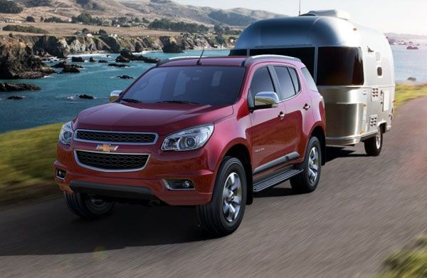 The Trailblazer By Chevrolet Is The Brand New Suv And Made Its World Debut At The 2012 Bangkok International Motor Show Chevrolet Trailblazer Chevy Trailblazer