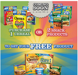 graphic regarding General Mills Coupons Printable named How In the direction of Acquire Free of charge Over-all Mills Merchandise couponing Cereal