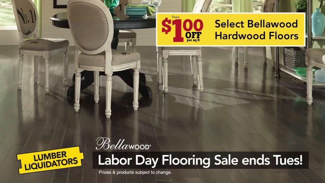 Lumber Liquidators Aug 22 Sept 4 Labor Day Flooring Sale Ad Commercial On In 2020 Flooring Sale Lumber Liquidators Lumber