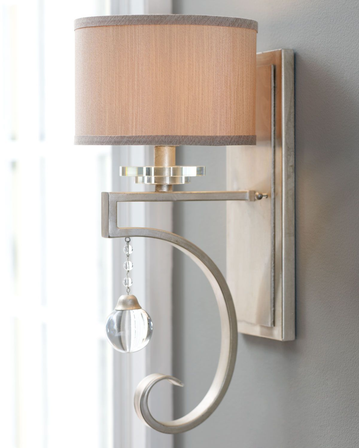 """""""Rosendale"""" Sconce - Horchow"""