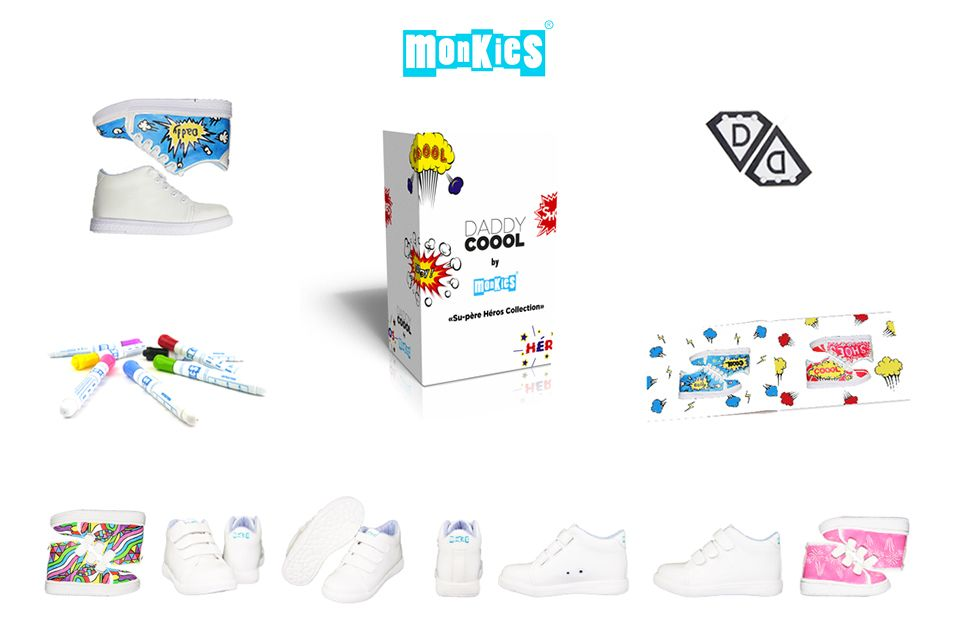 Monkies | Baby Smyles #Kids #Shoes #DIY www.monkies-shoes.com