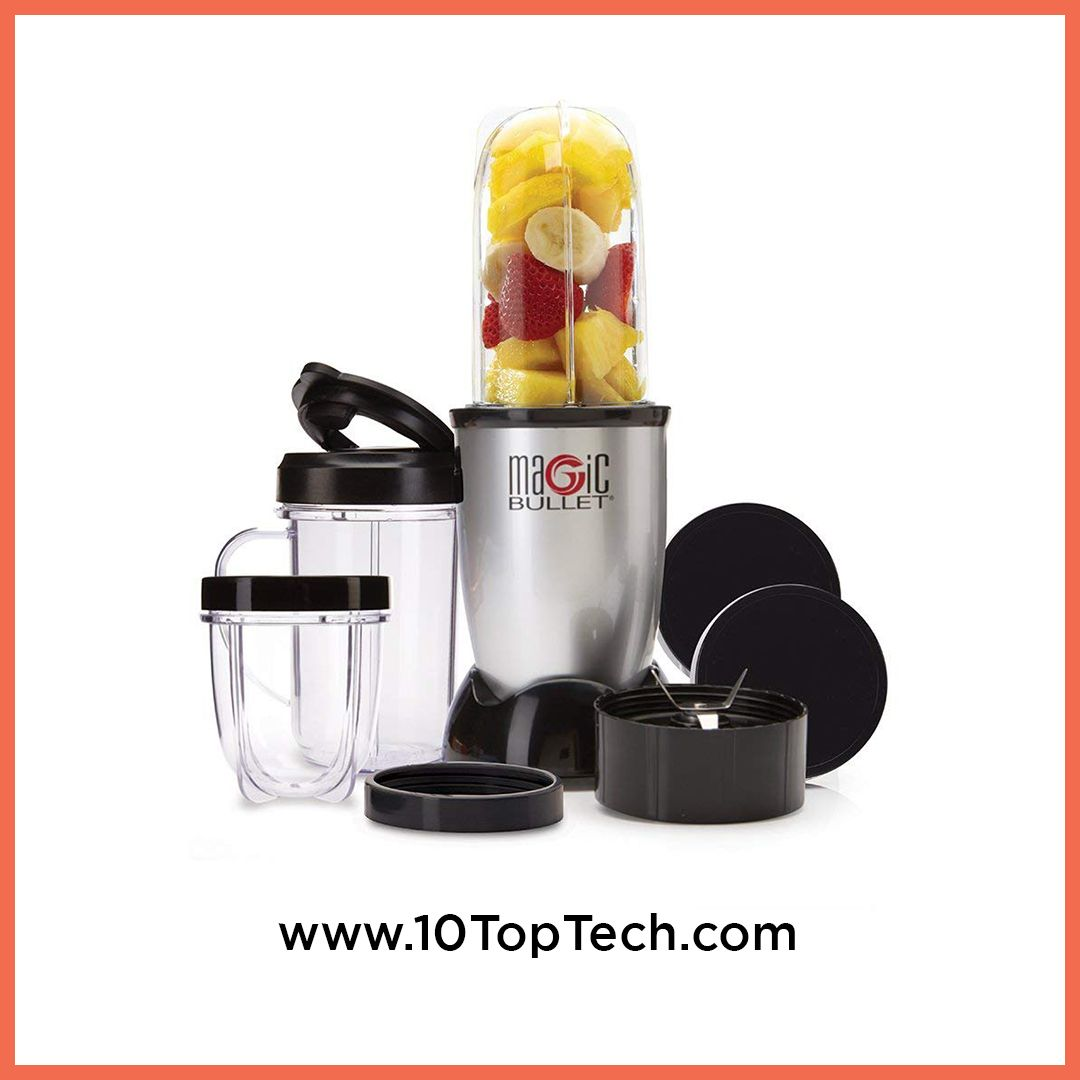 Magic bullet blender review by 10toptech find out more