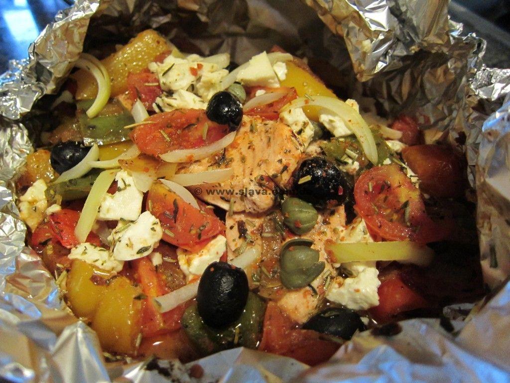 Leichte Mediterrane Küche Rezepte | Lauwarmer Nudelsalat Mit ...