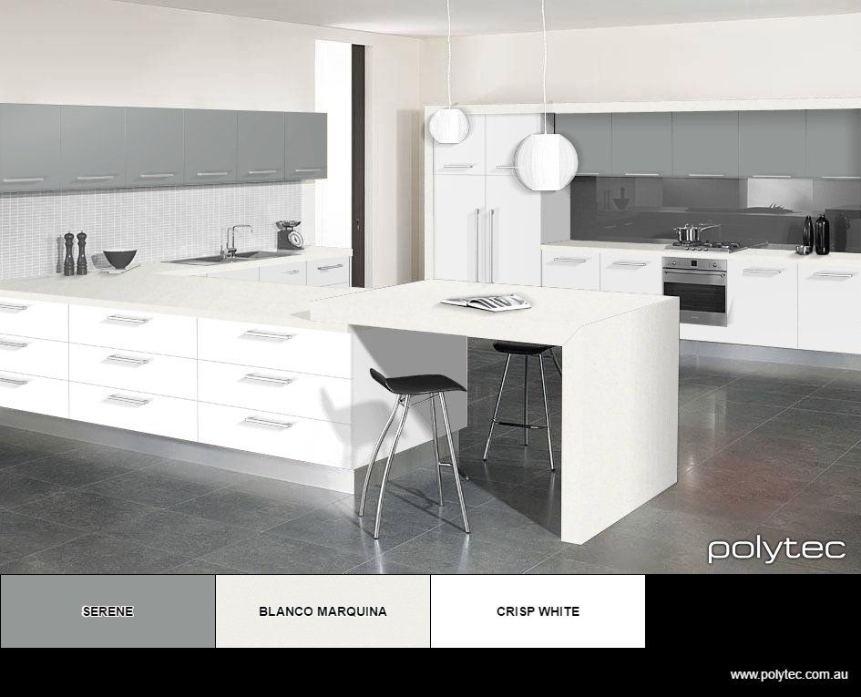 Design Your Own Colour Schemes For Kitchens, Bathrooms, Laundry, Wardrobes  Andu2026