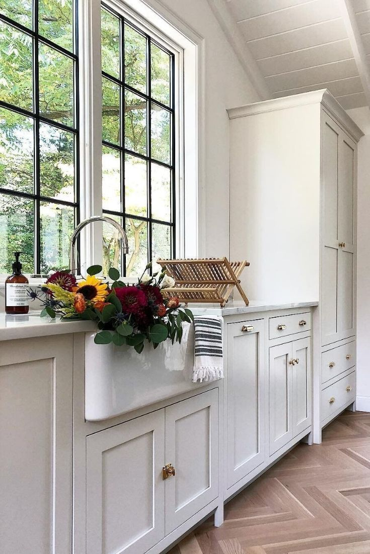 Right now galley kitchens are prevalent in an apartment or