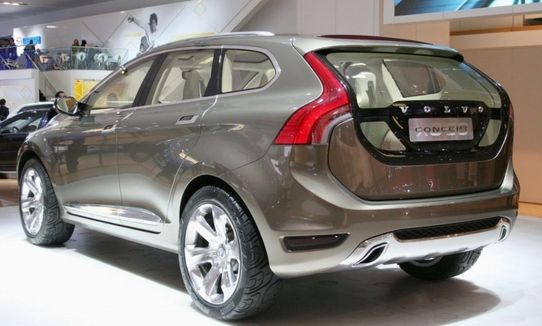This Volvo Xc60 Concept Car Is About As Close To A Mini Van I Want Get