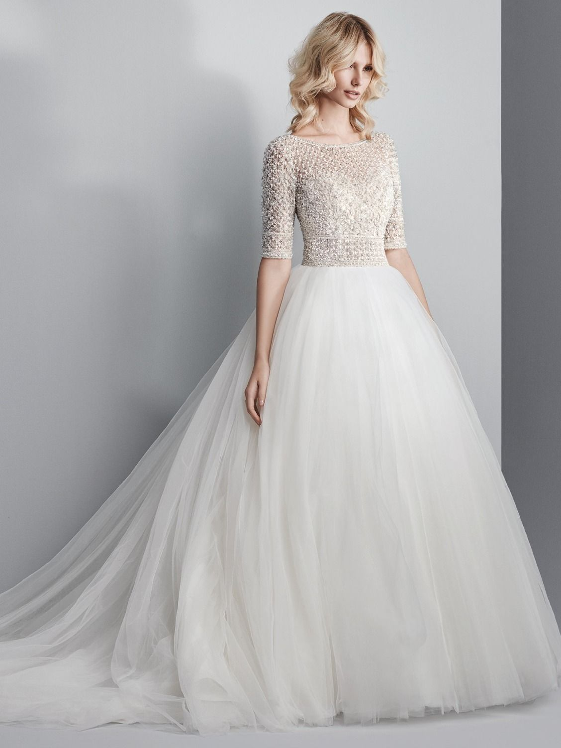 081d151c2fd ALLEN by Sottero and Midgley Wedding Dresses in 2019