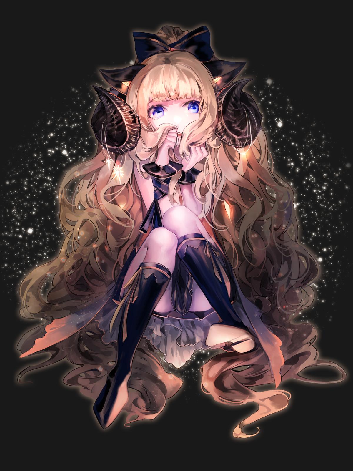 Pin oleh d'apriLiana di ♠ anime ♠ Rambut pirang, Pirang