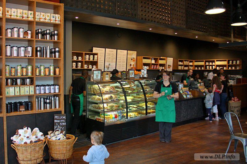Starbucks Now Open For Your Coffee Break