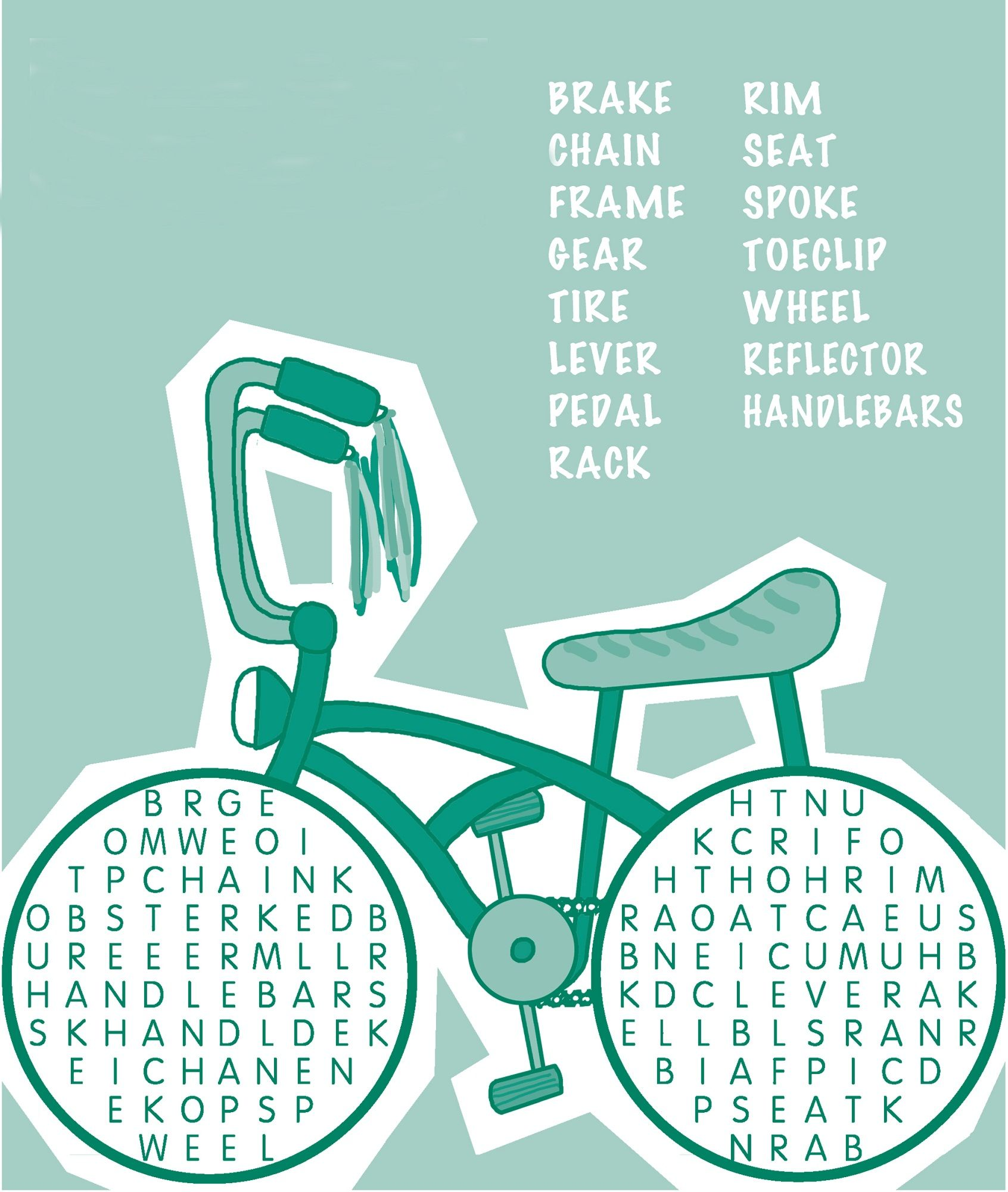 Puzzle Words For Brain Activity