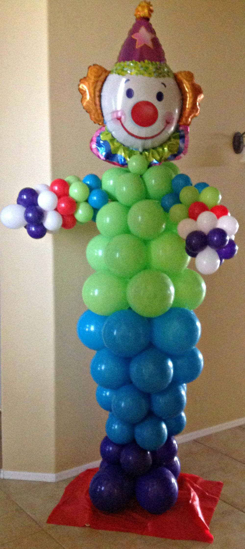 Balloon Character Bouquets - Tucson's Balloon Lady