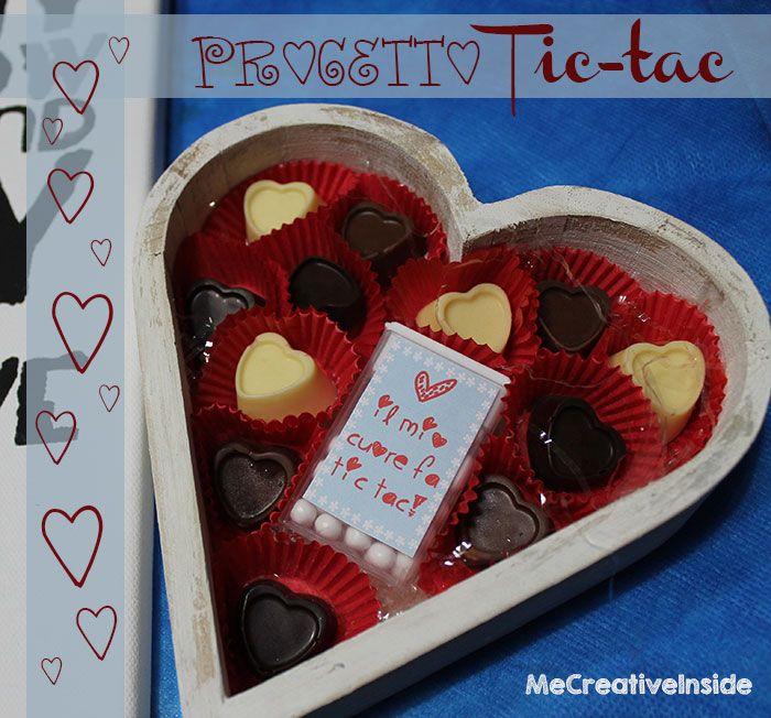 tic tac personalizzate san valentino idea regalo fronte