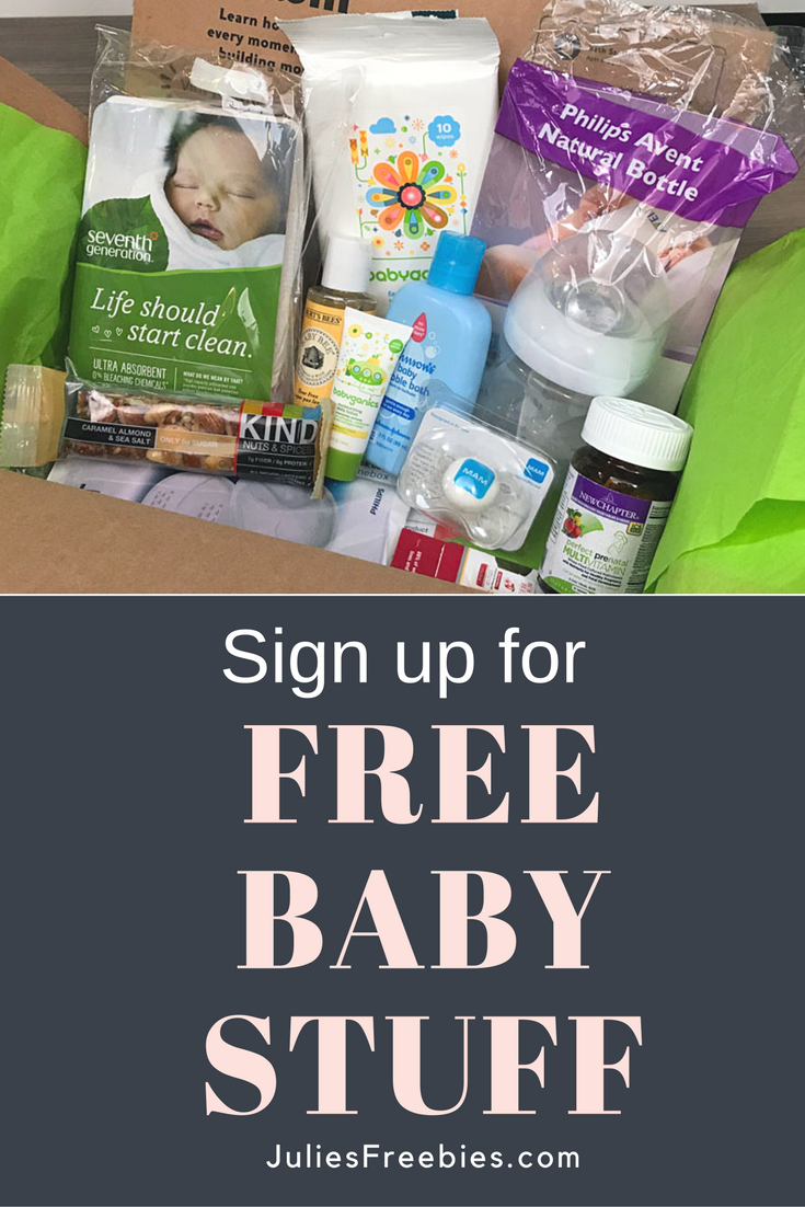 Freebies, samples and loads of other free stuff for mothers and babies alike!