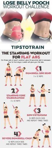 6 Minuten Bauchmuskeltraining zur Entlastung des Peritoneums - Yoga & Fitness  6...  6 Minuten Bauch...