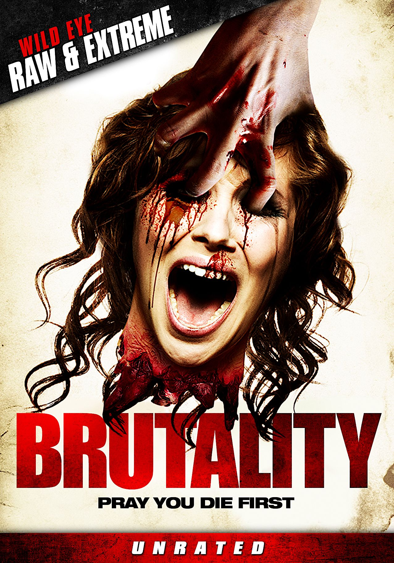 MOTHERS DAY Movie Poster Horror Gore