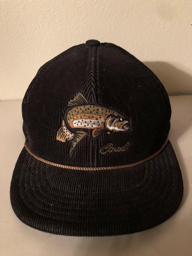 Coal Headwear Wilderness Black Cordouroy Fish Snapback  fashion  clothing   shoes  accessories  mensaccessories  hats (ebay link) 00c2ce3bf2e