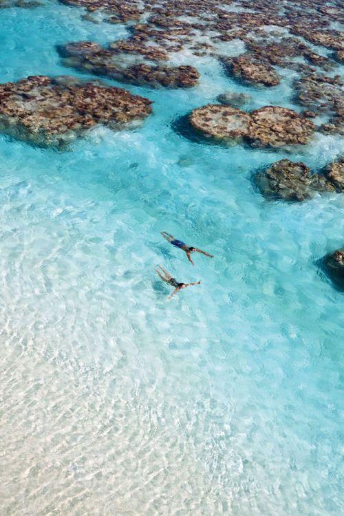 Transparente water  #sea #paradise