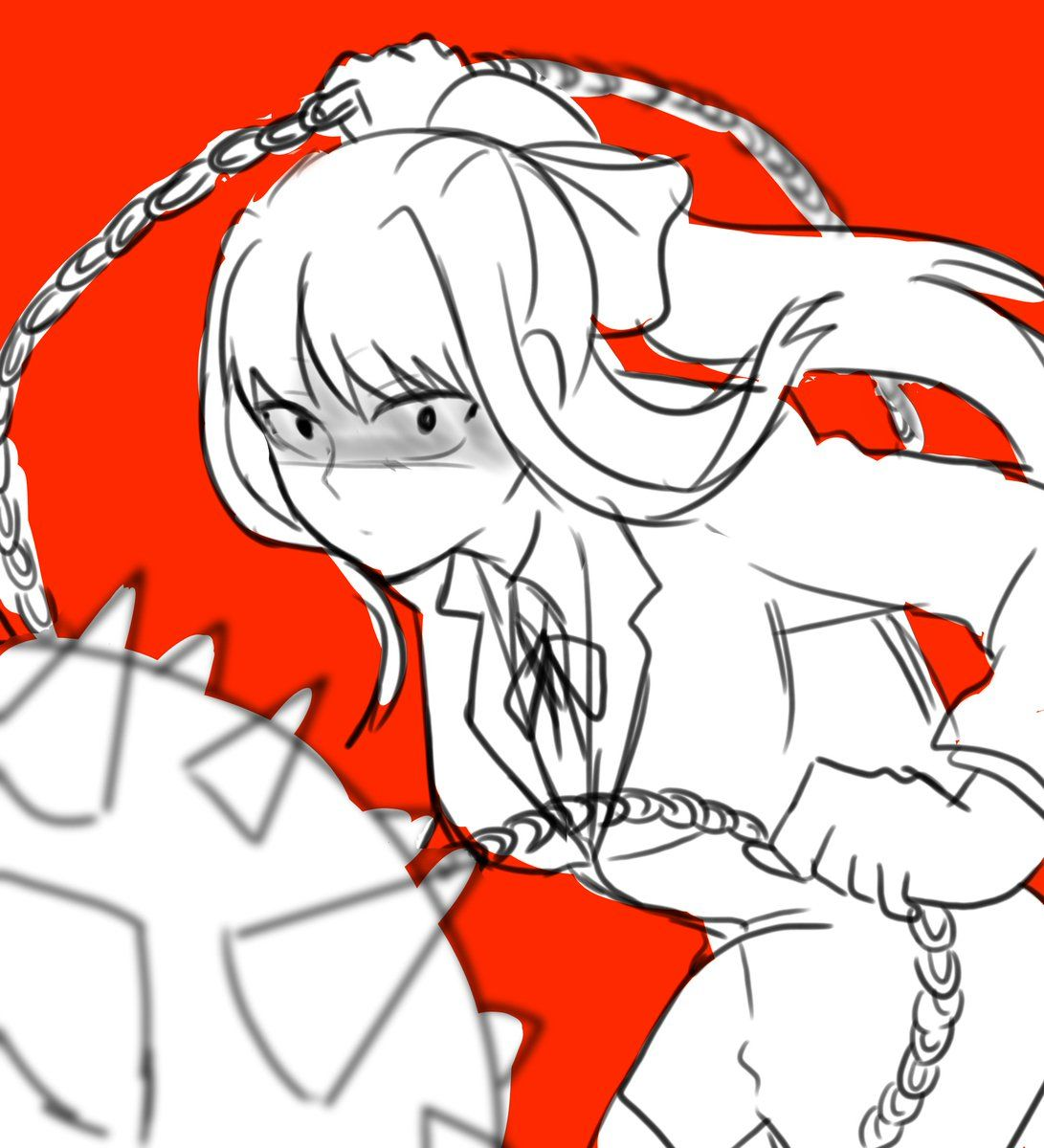 gomi on Doki, Anime