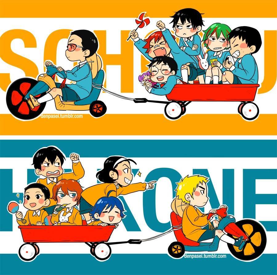 Yowamushi Pedal Yowamushi pedal, Anime