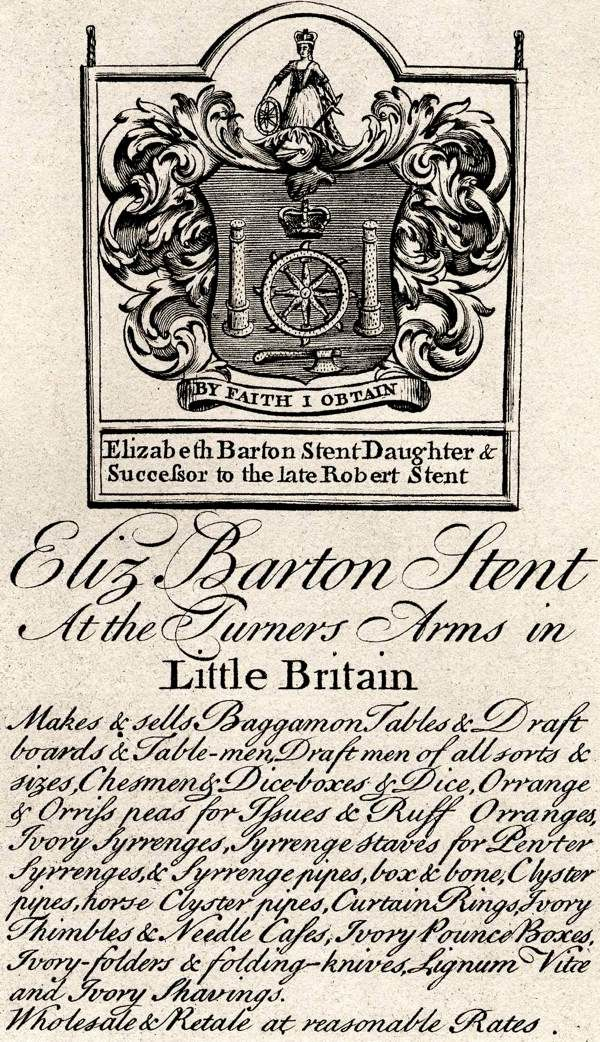 Yet More Trade Cards of Old London | Spitalfields Life