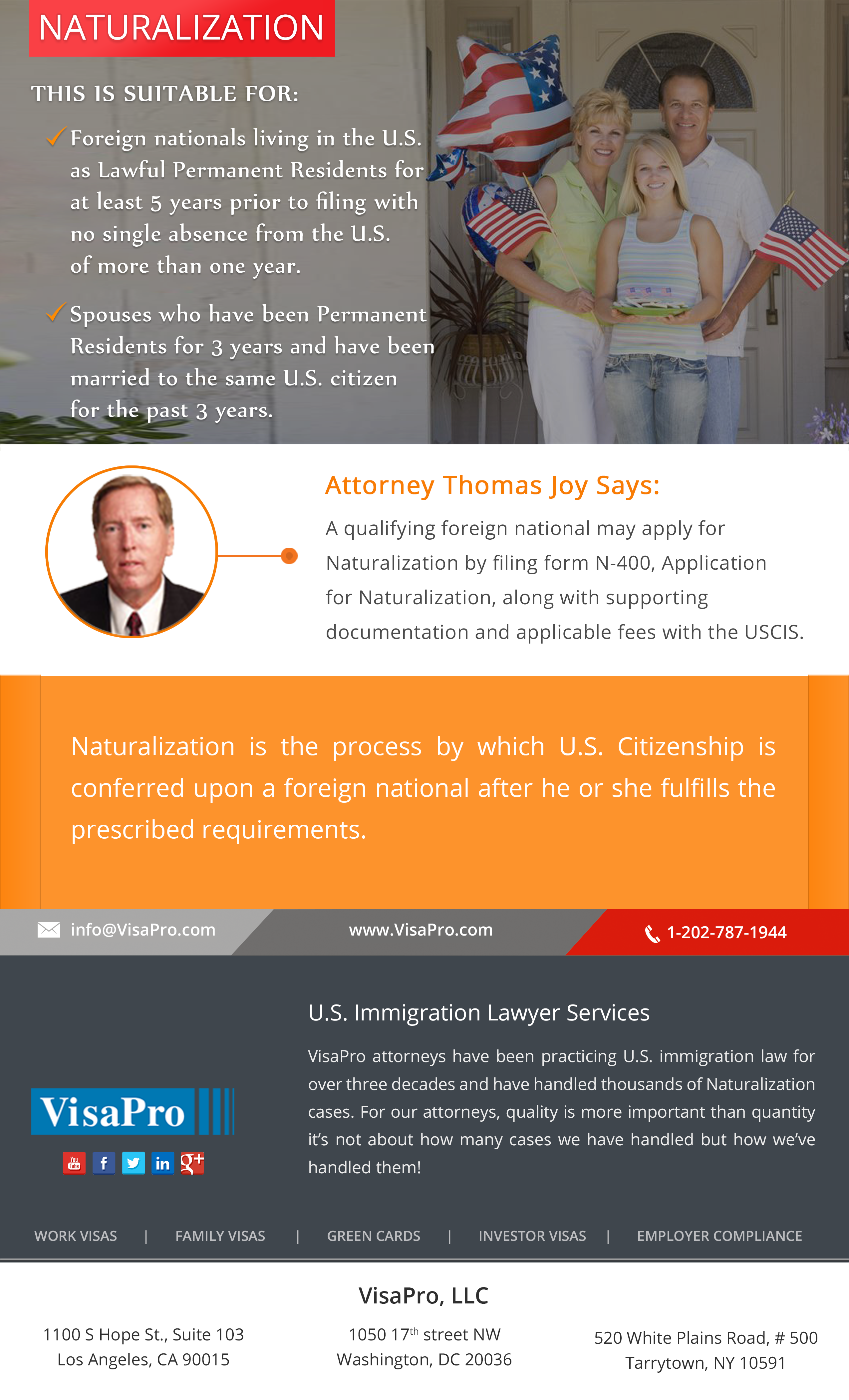 US Naturalization Application Status, Requirements And