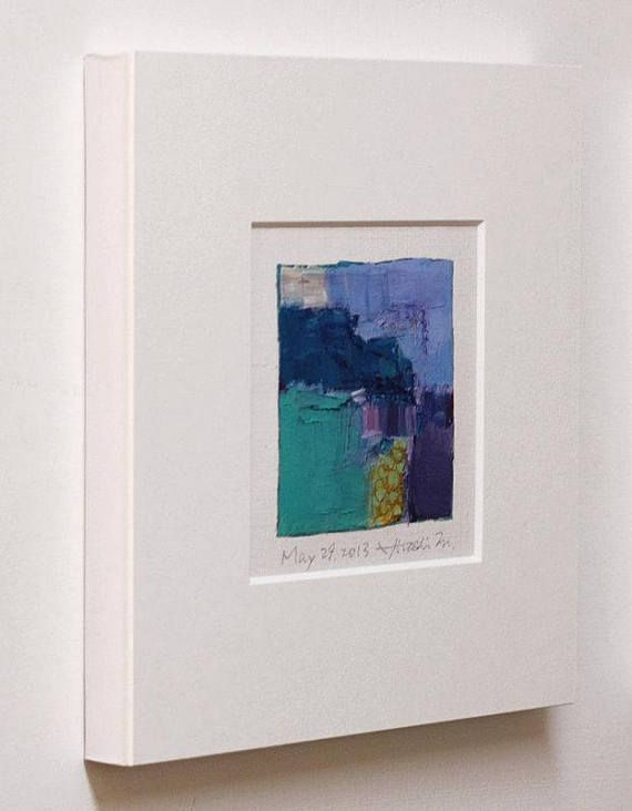 Original Frame for your 9x9 painting (this is frame only, painting ...