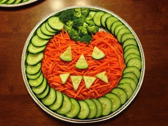 Spooktacular Halloween Vorspeisen, die einfach zuzubereiten sind #repashalloween