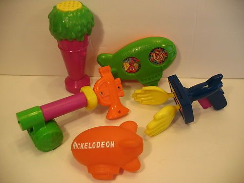 Throwback Thursday Iconic 90s Happy Meal Toys Childhood 80 S
