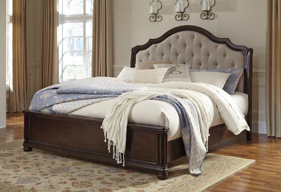 King Panel Bed Moluxy Bedroom Set Speedy Furniture Beds