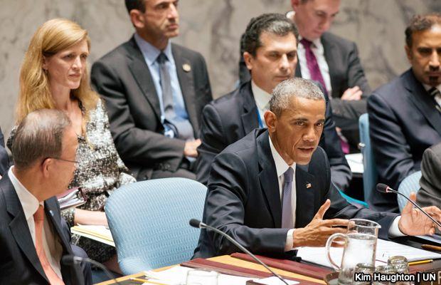 Consejo de Seguridad firme contra el terrorismo
