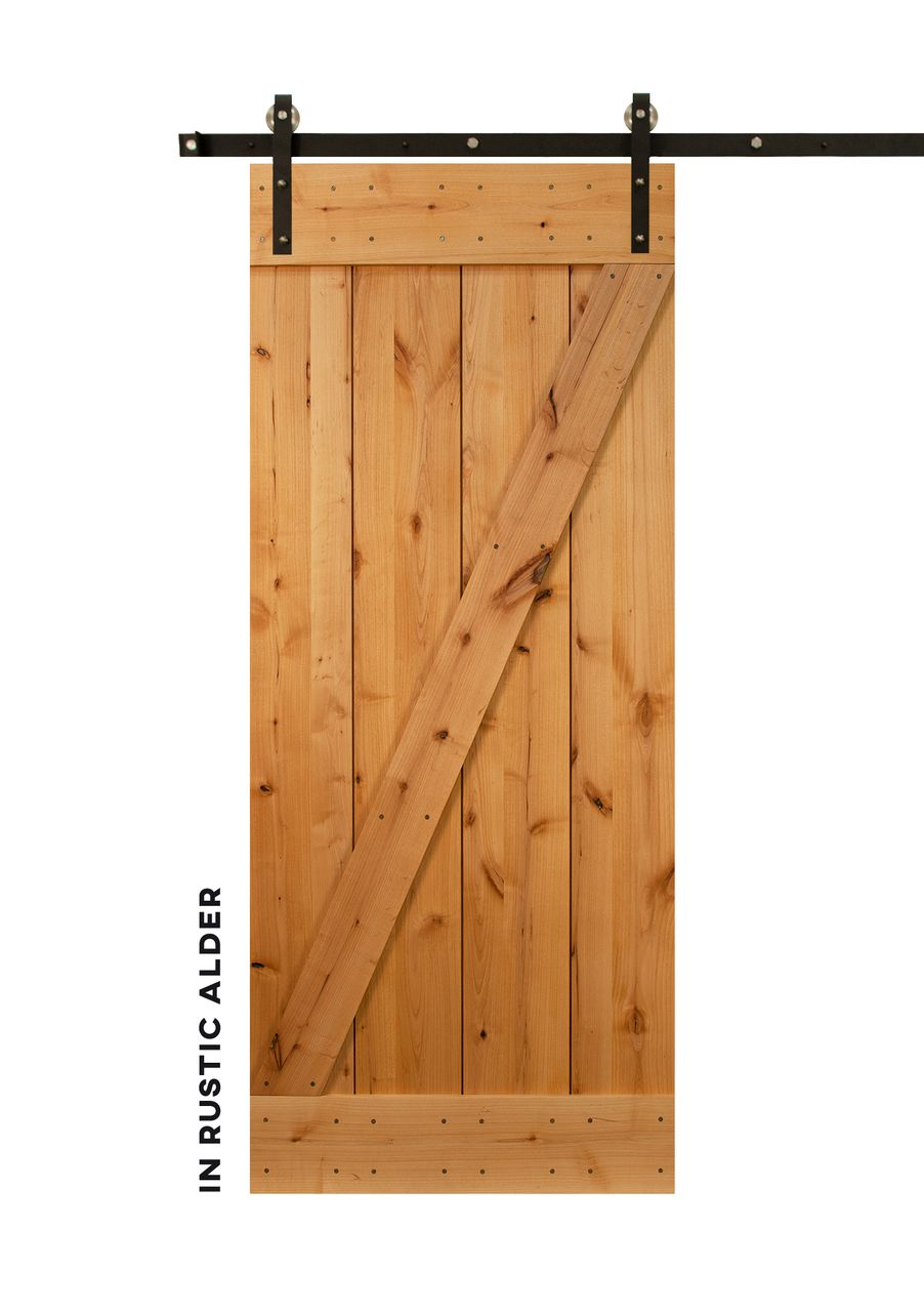 Classic Z Brace Sliding Barn Door Kit Sliding Barn Door Hardware Wood Doors Interior Sliding Doors Interior