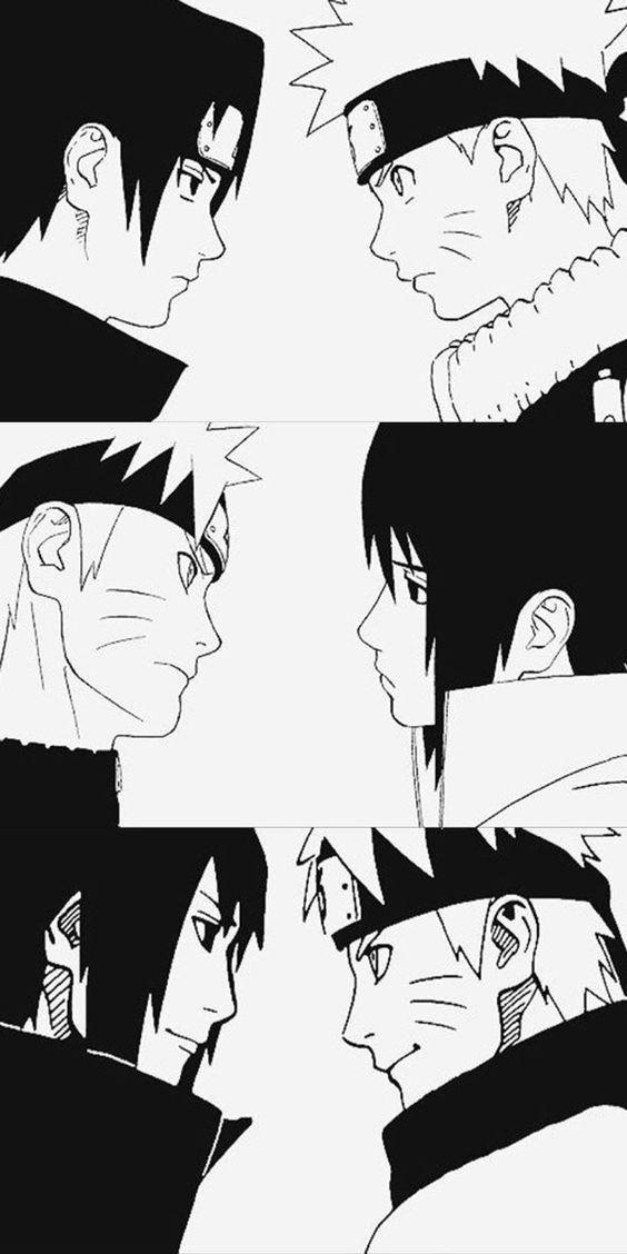 Photo of Galería: Naruto Y Sasuke.