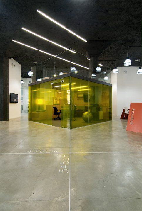 Autodesk Room Design: Office Tour: Autodesk Offices – Tel Aviv