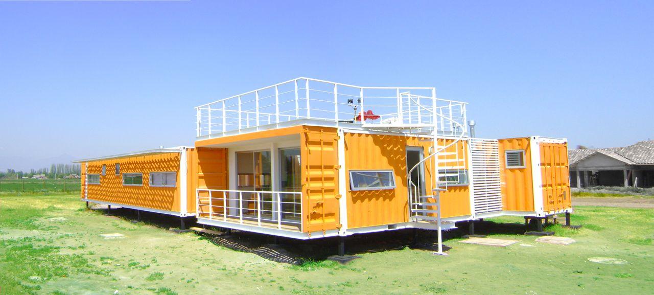 Galería - Casa Liray / ARQtainer - 7