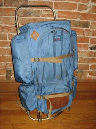 Jansport external frame hiking backpack | JanSport | Pinterest ...