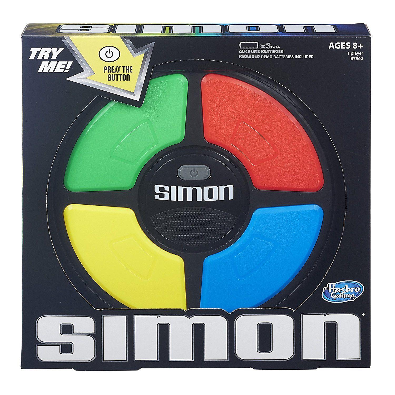 SimonGameElectronicHandheldKidsToysCLASSICLights