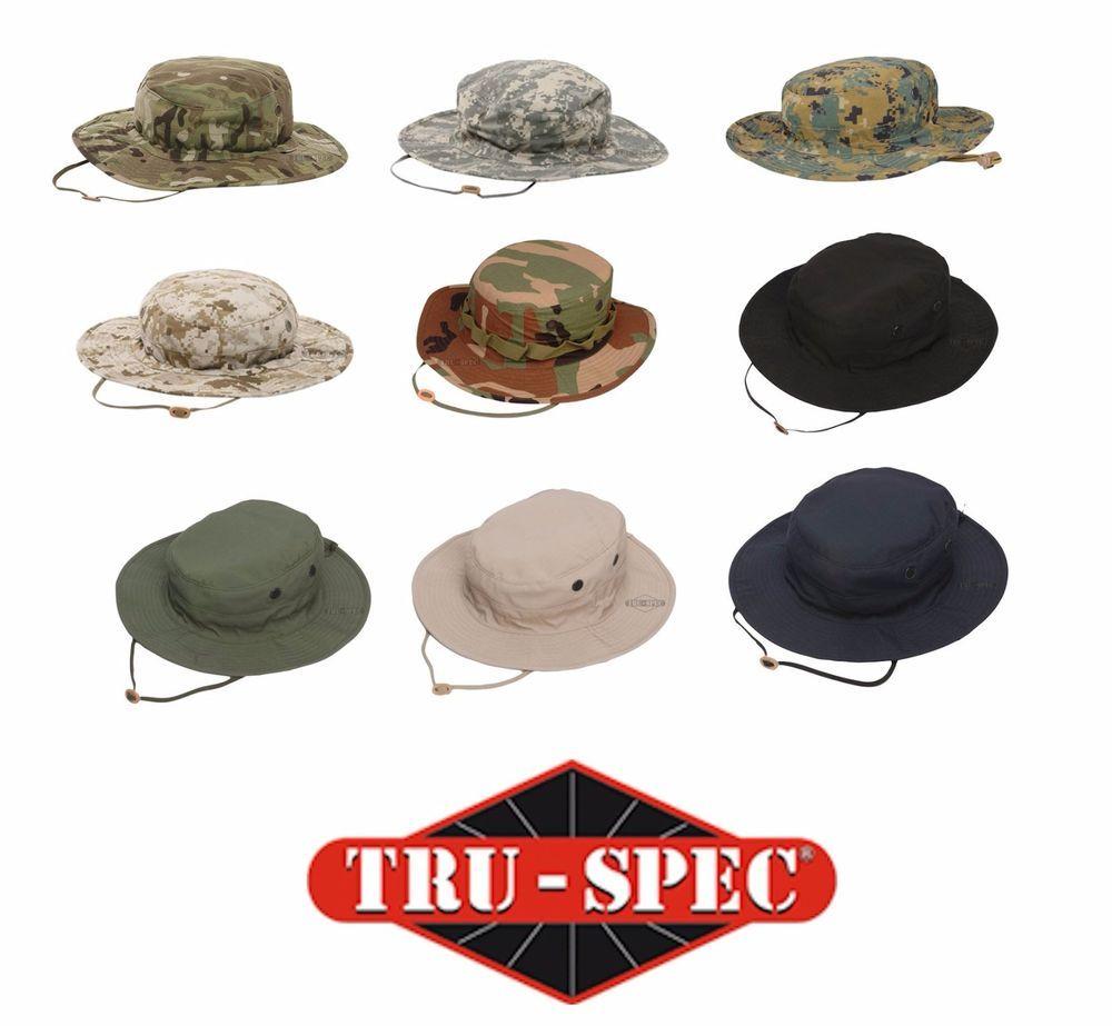 083a496eedb Tactical Boonie Hat Camouflage Gen 2 Adjustable One Size Fits All Tru-Spec   TruSpec