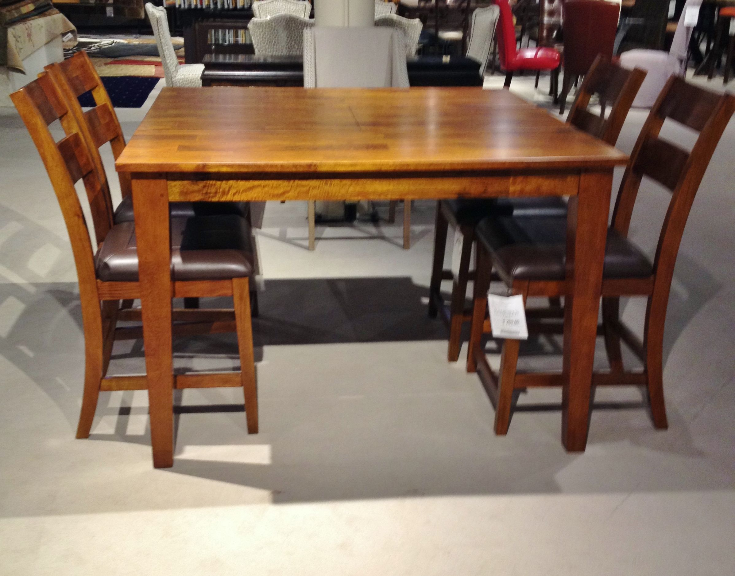 Super Mango Wood Counter Height Dining Table And Chairs With Camellatalisay Diy Chair Ideas Camellatalisaycom
