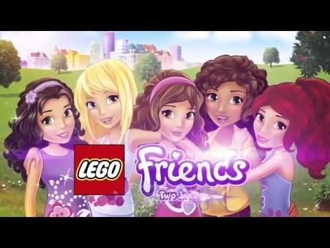 Lego Friends Season 1 Full Episodes Lego Friends Webisodes Season 1