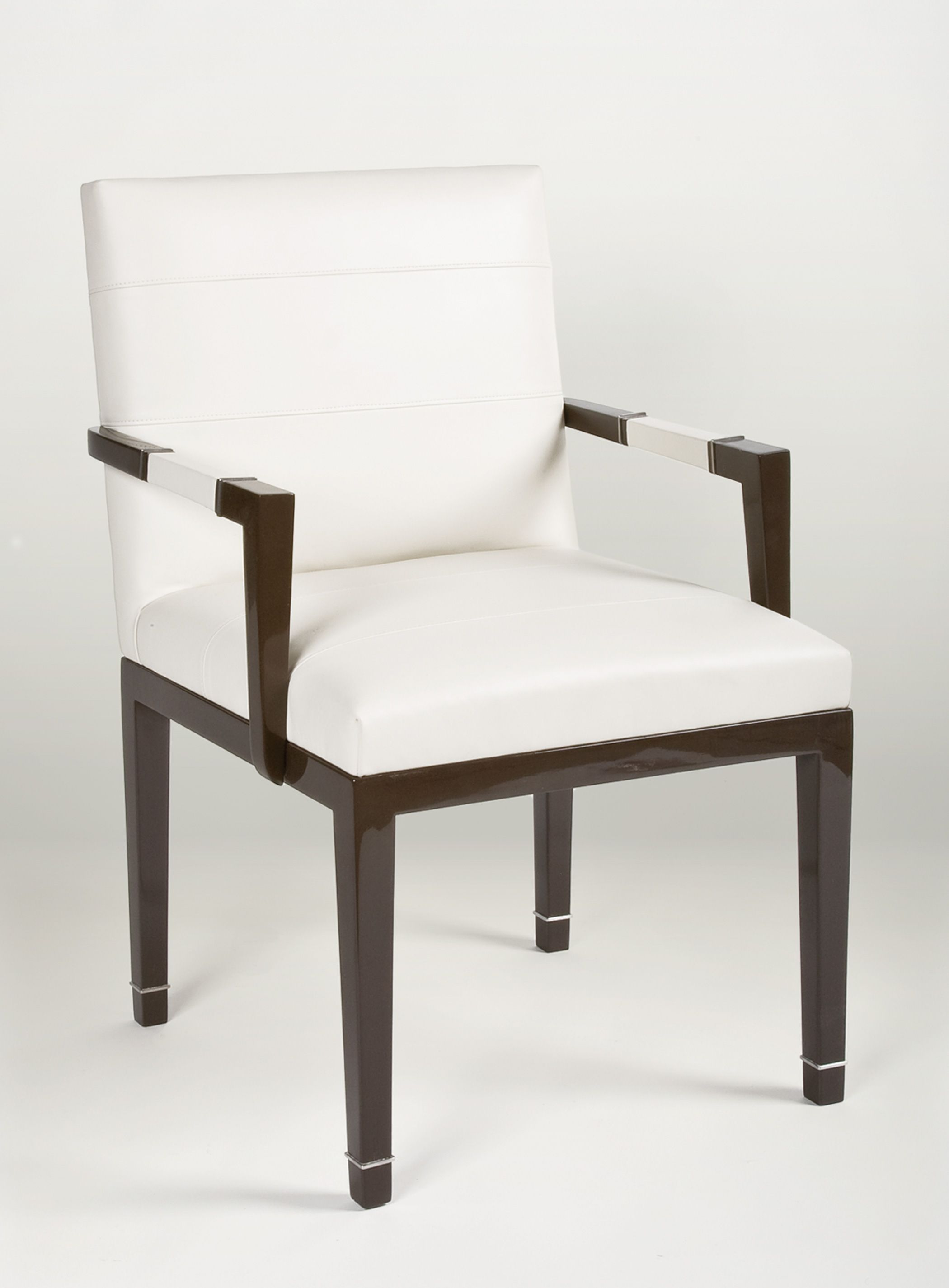 Magni Home Collection  Valentino Armchair  Magni Home Amusing Beige Leather Dining Room Chairs Decorating Design