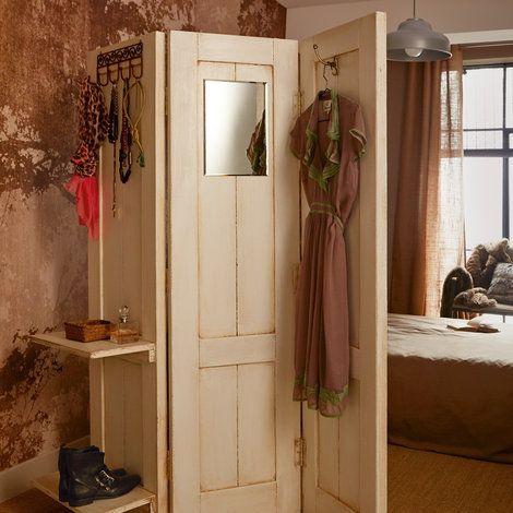 C mo hacer manualidades y tus propios muebles diy for Como hacer una puerta reciclada