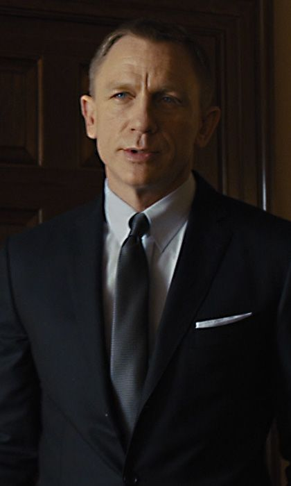 Buy Daniel Craig Casino Royale Tuxedo James Bond Peak Lapel