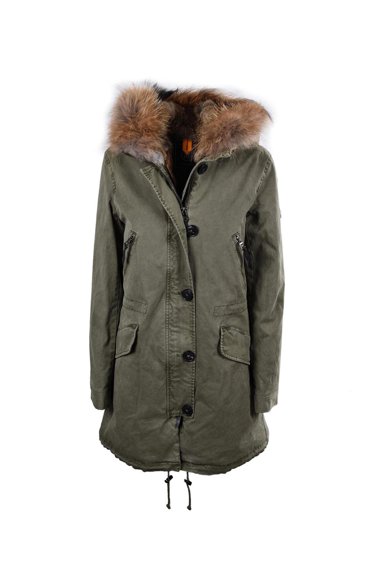 Blonde No 8 Aspen Parka Coat Blondeno 8 Cloth Parka Coat Parka Coat