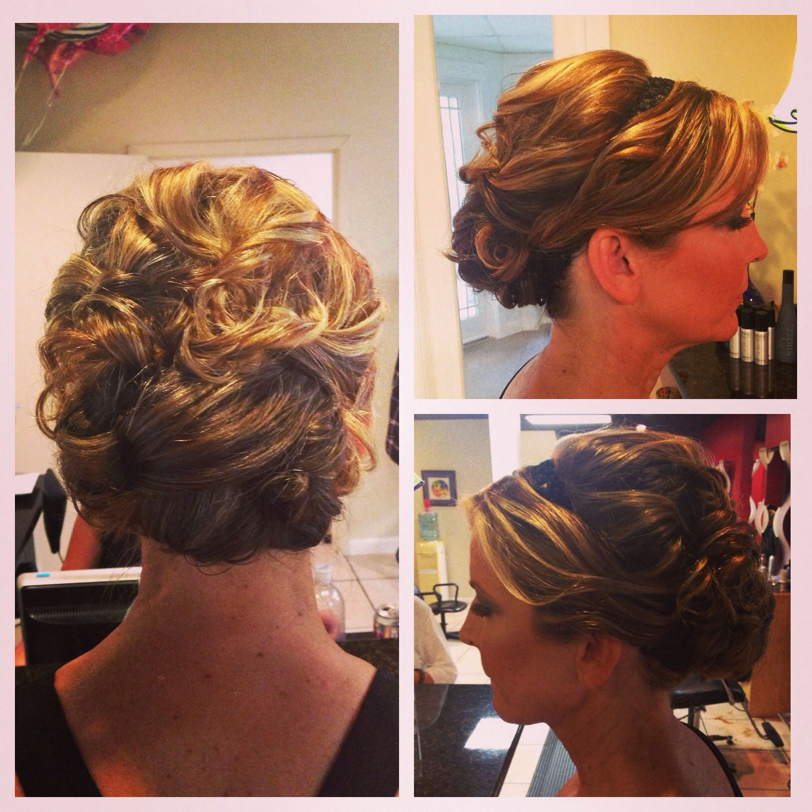 Mother Of The Groom Updo (With Images)